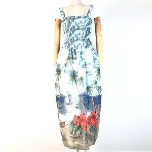 Just Love Hawaiian dress